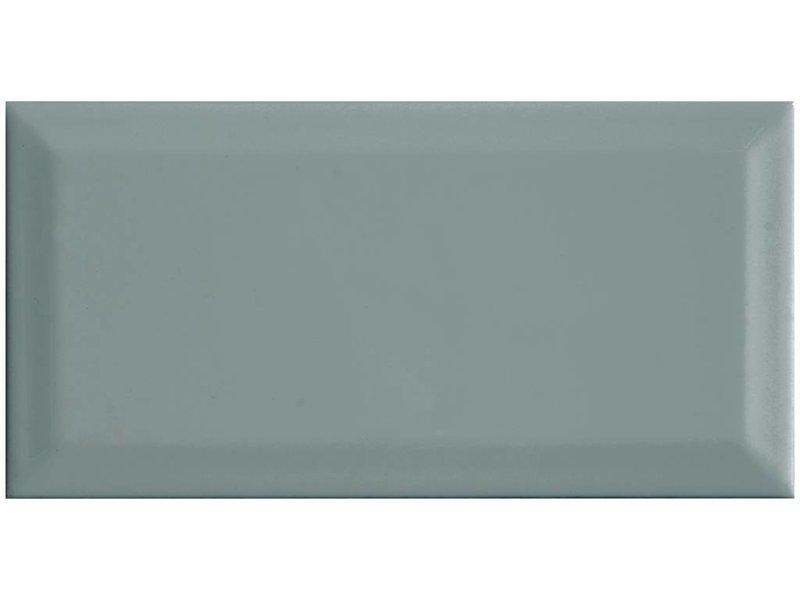 Facettenfliese Metro Grau  - 10 cm x 20 cm