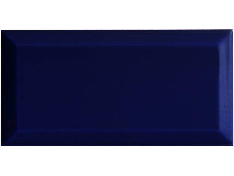 Facettenfliese Metro Blau  - 10 cm x 20 cm