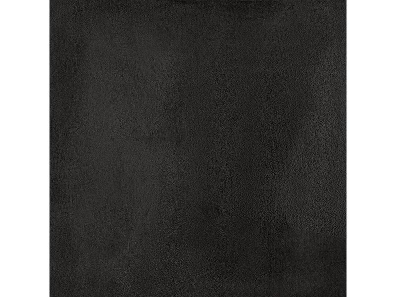 Bodenfliese Vintage Marrakesh Anthrazit - 18,6 cm x 18,6 cm