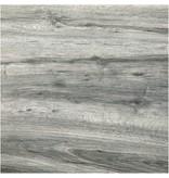 Terrassenplatte Feinsteinzeug Strobus Grey Holzoptik - 60 cm x 60 cm