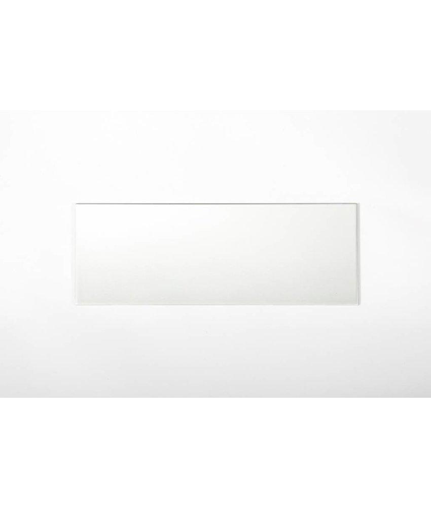 Wandfliesen nicht rektifiziert - weiß matt - 25x70 cm