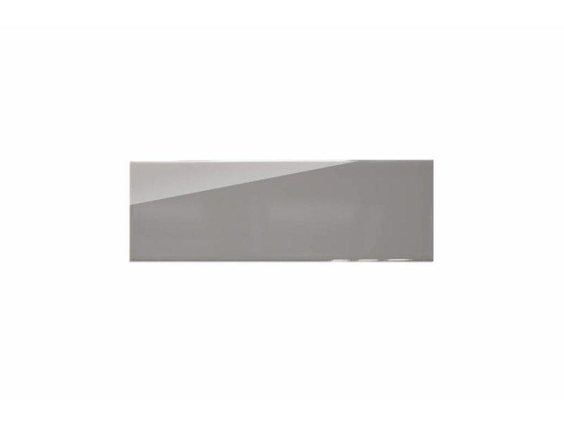 Metro Fliesen 9,7x29,7 cm - grau glänzend - 10x30 cm ...