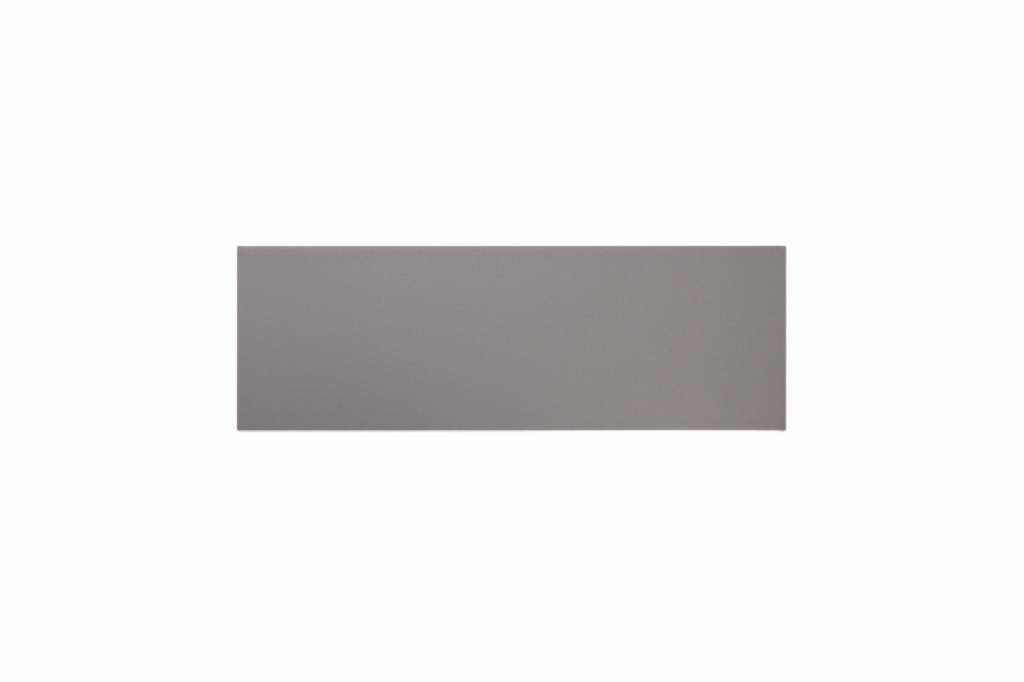 Metro Fliesen 9 7x29 7 Cm Grau Matt 10x30 Cm Mosaic Outlet