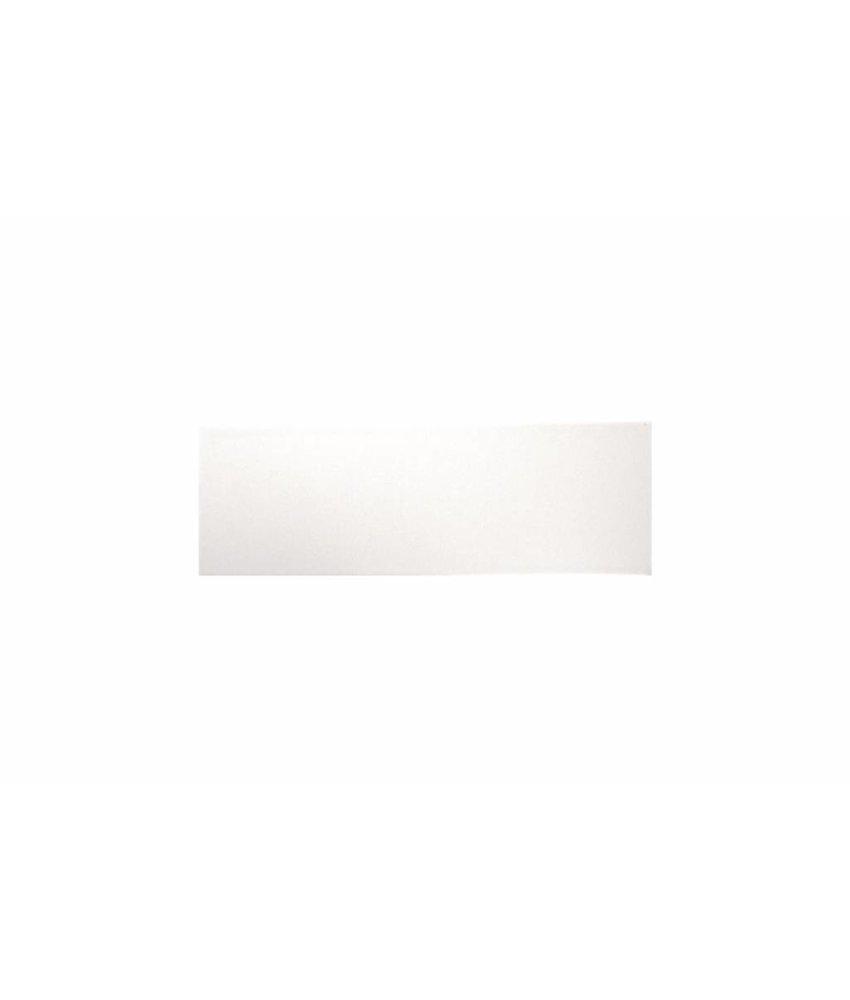 Metro Fliesen - weiß matt - 10x40 cm