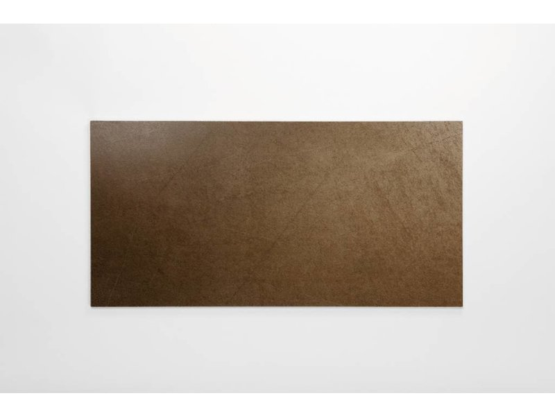 Feinsteinzeug glasiert und eingefärbt - PASCAL braun - 30x60 cm