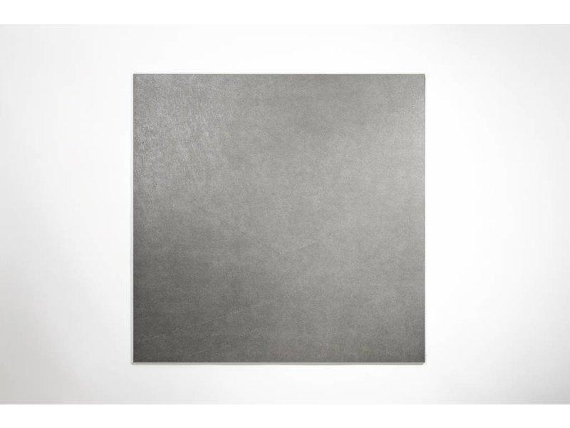Feinsteinzeug glasiert und eingefärbt - PASCAL dunkelgrau - 60x60 cm