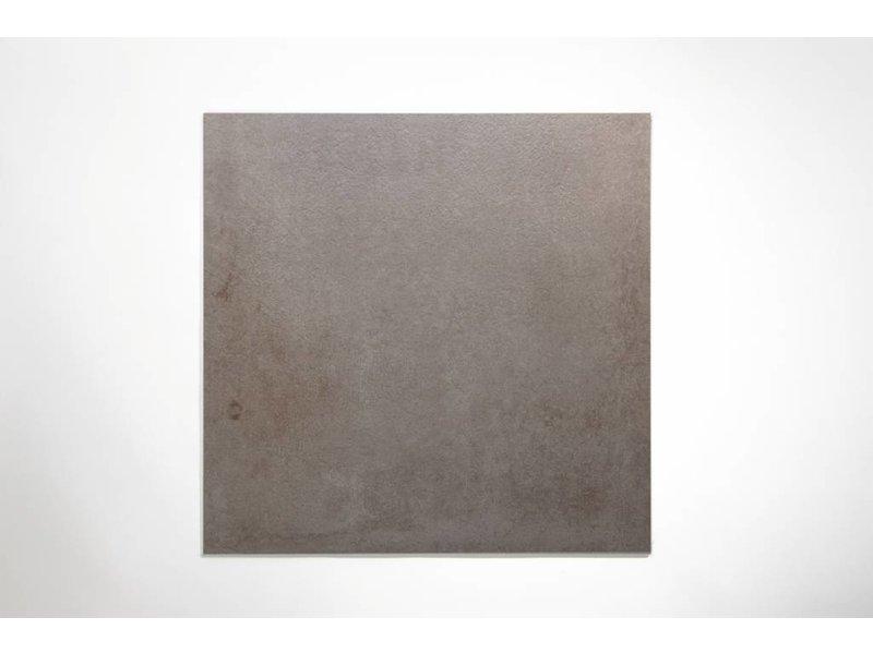 Feinsteinzeug glasiert und eingefärbt - BROOKLYN Zementoptik dark grey - 60x60 cm