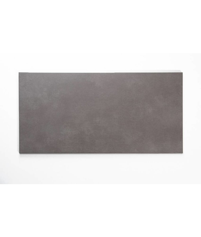 Feinsteinzeug glasiert nicht rektifiziert - PRAG grau - 30x60 cm