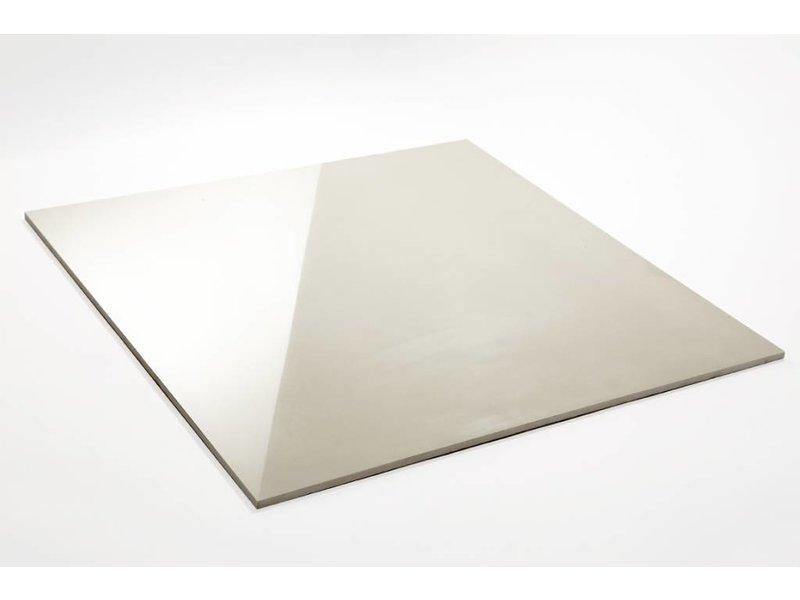 Feinsteinzeug poliert - CHESS white - 60x60 cm