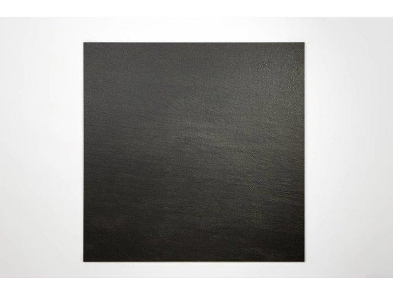 Feinsteinzeug unglasiert - QUARZIT anthrazit - 60x60 cm