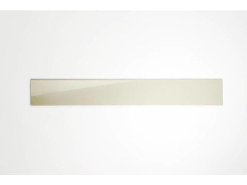 Feinsteinzeug Sockel - CHESS white - 8x60 cm