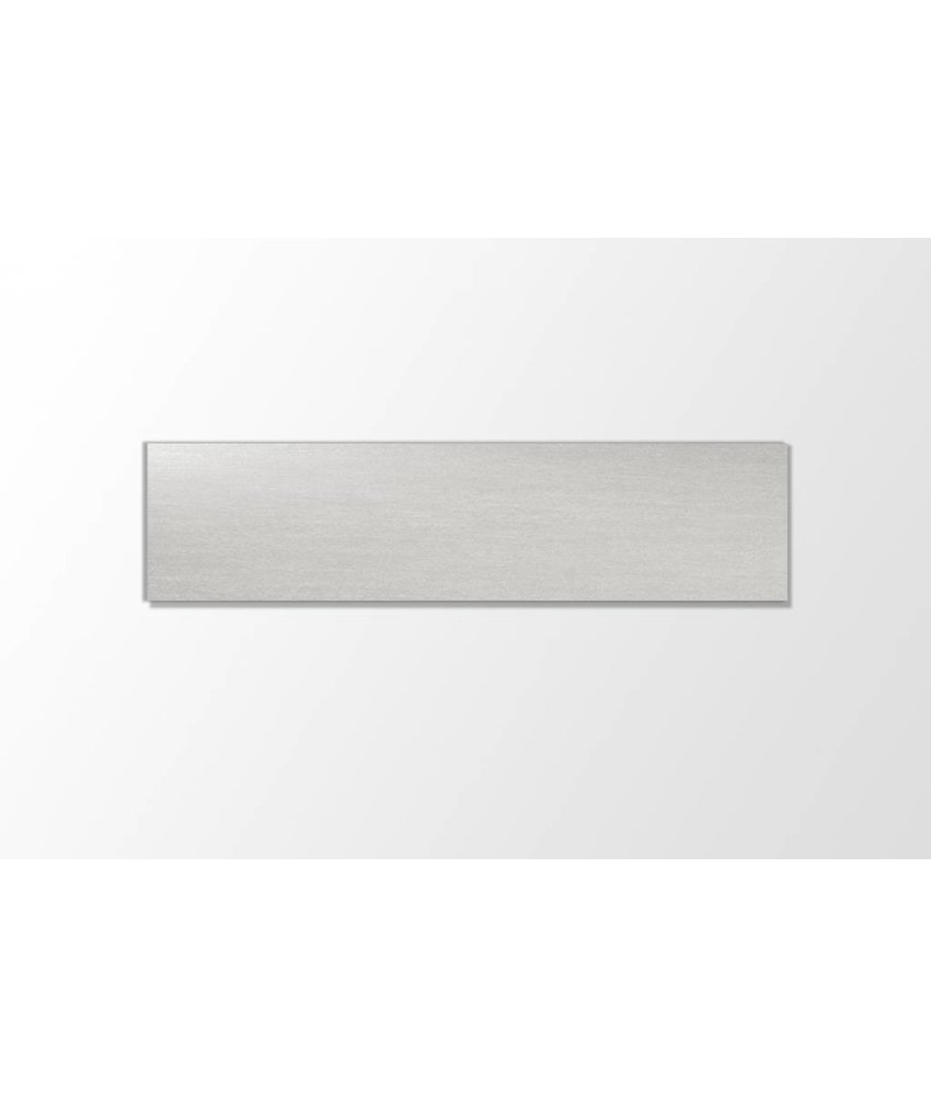 Feinsteinzeug unglasiert - PICCADILLY hellgrau slim - 30x120x0,48 cm