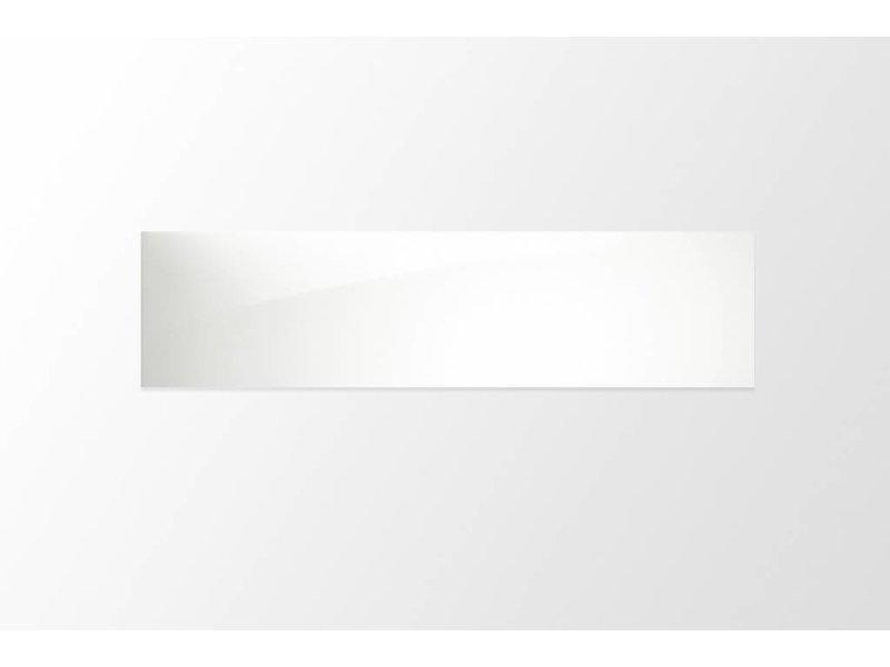 Feinsteinzeug poliert - PICCADILLY weiß glänzend slim- 30x120x0,55 cm