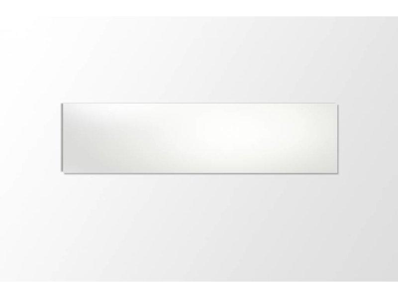 Feinsteinzeug - PICCADILLY weiß matt slim - 30x120x0,55 cm