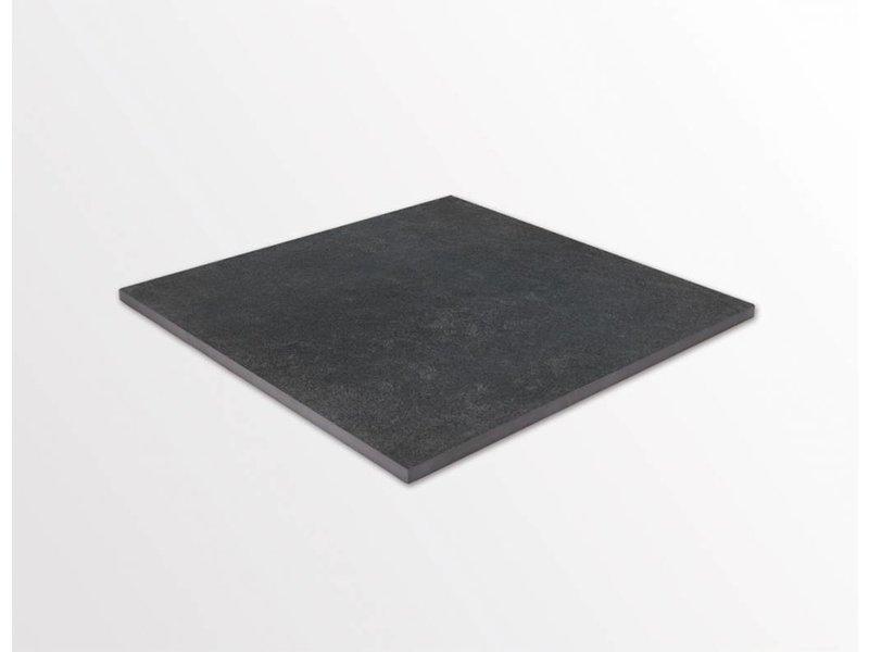 Terrassenplatten - TERRA Casa negro - 60x60x2 cm