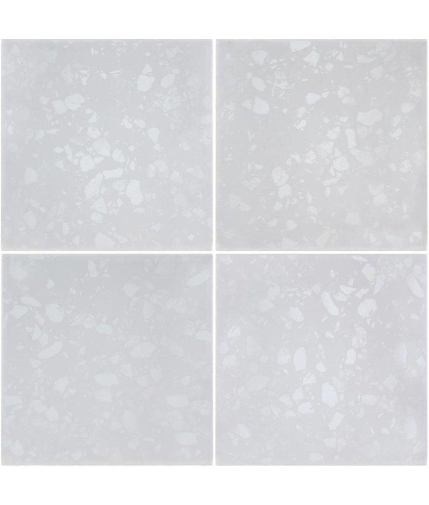 BÄRWOLF Ambience Flakes White KE-17070 - 18,5 cm x 18,5 cm