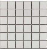 BÄRWOLF BÄRWOLF Keramikmosaik Grip Weiß GTM-16802 - 31,4 cm x 31,4 cm