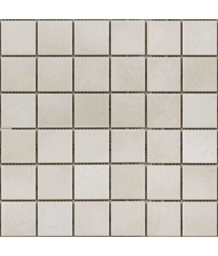 BÄRWOLF Keramikmosaik Grip Ahorn GTM-16803 - 31,4 cm x 31,4 cm