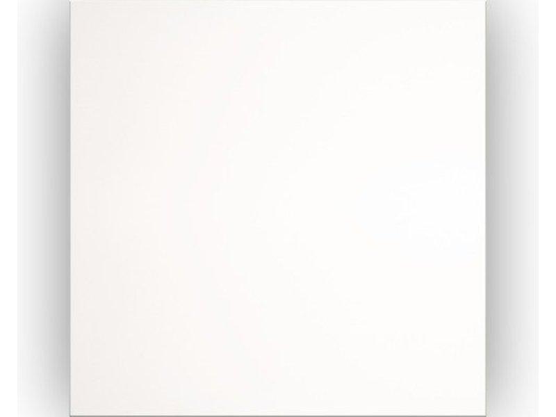 Bodenfliese Alaska Weiß glänzend -  glasiert - 60 cm x 60 cm x 1 cm