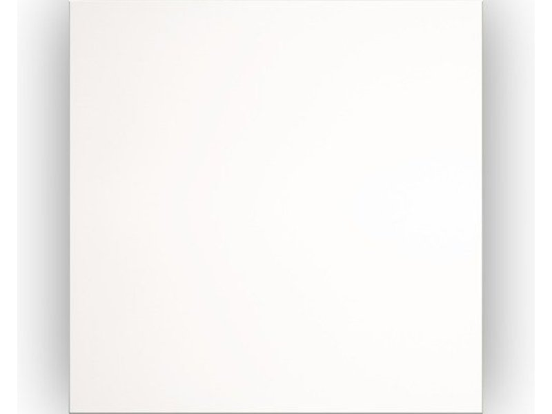 Bodenfliese Mountain Weiß glasiert glänzend - 60,8 cm x 60,8 cm x 1 cm