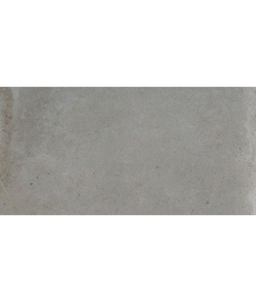 Bodenfliese Sultan Gris Feinsteinzeug glasiert - 37,5 cm x 75 cm x 1 cm