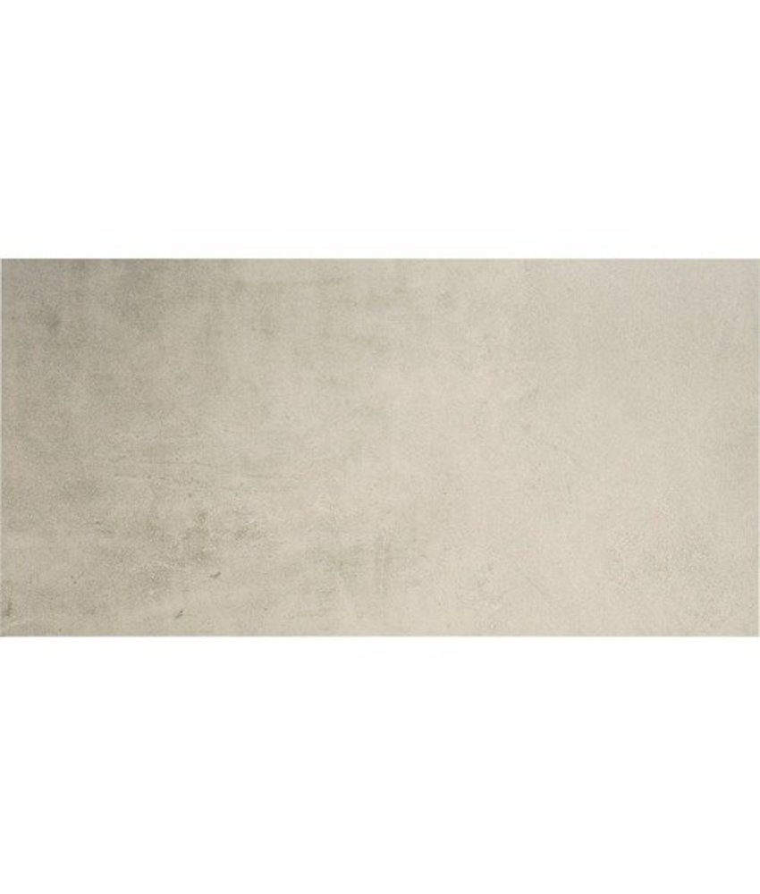Bodenfliese Bellagio Grau Feinsteinzeug  glasiert matt 40 cm x 80 cm x 1 cm
