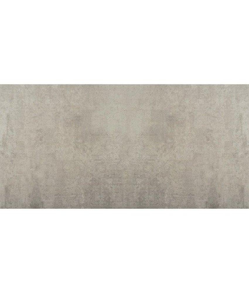 Bodenfliese Brasilia Dunkelgrau Feinsteinzeug glasiert matt - 60  cm x 120 cm x 1,1 cm