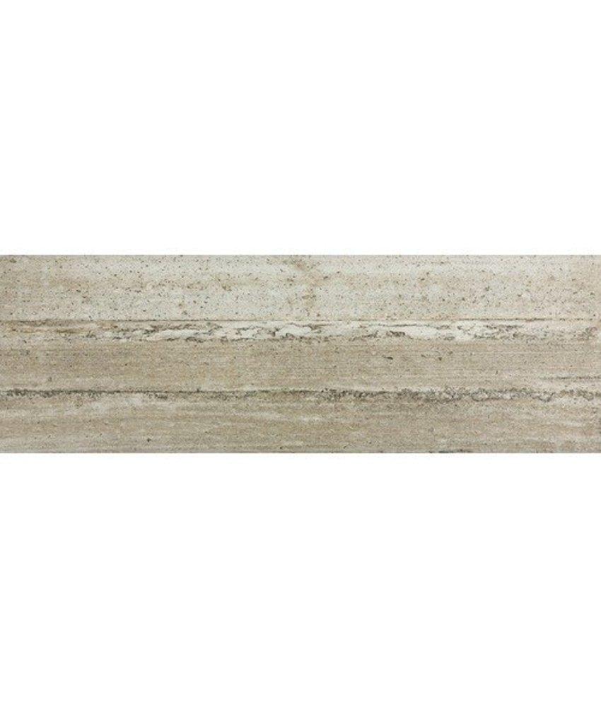 Bodenfliese Copendium Bianco Feinsteinzeug glasiert matt- 30 cm x 90 cm x 1 cm