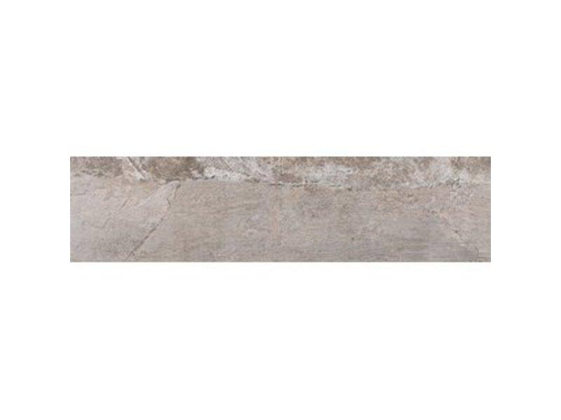 Bodenfliese Daifor Grau Feinsteinzeug matt - 29,8 cm x 120 cm x 1 cm