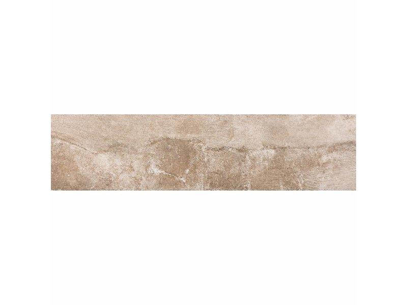 Bodenfliese Daifor Beige Feinsteinzeug matt - 29,8 cm x 120 cm x 1 cm