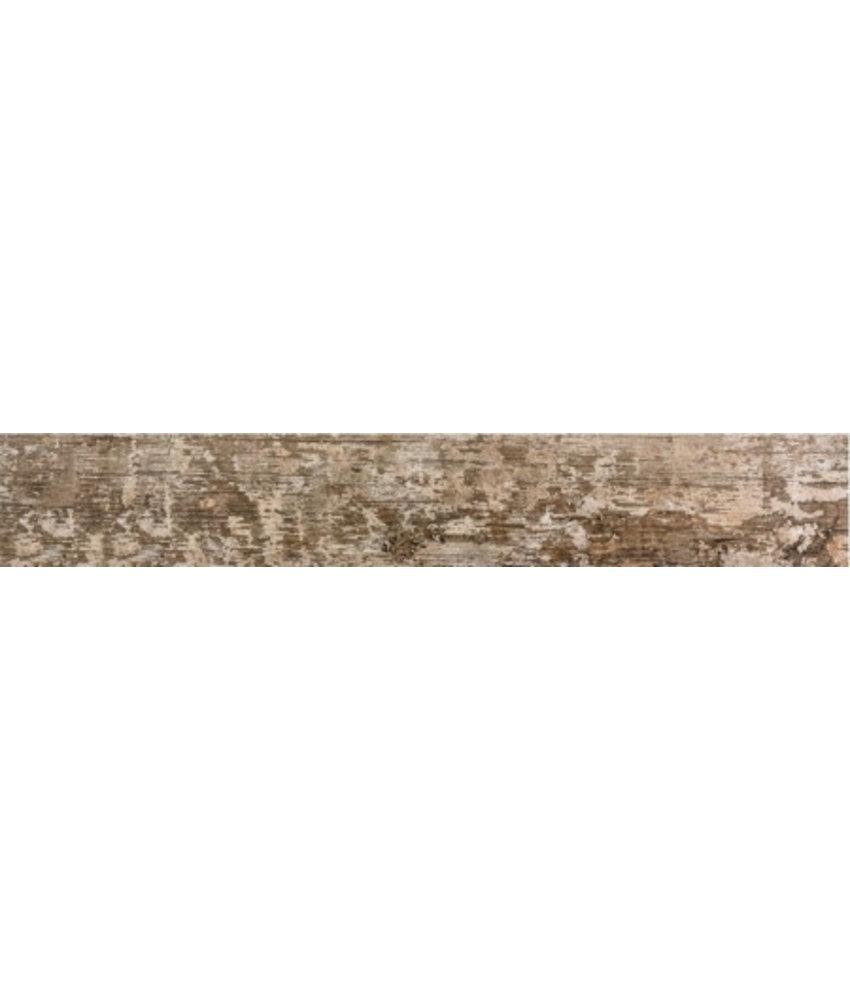 Bodenfliese Avoque Nature Feinsteinzeug poliert - 15 cm x 90 cm x 1 cm