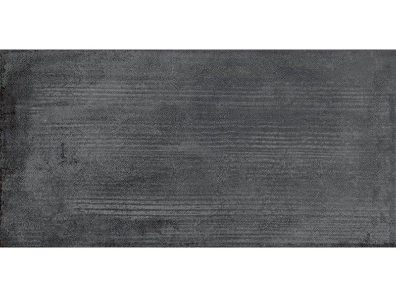Bodenfliese Desire  Anthrazit Feinsteinzeug glasiert - 30 cm x 60 cm x 1 cm