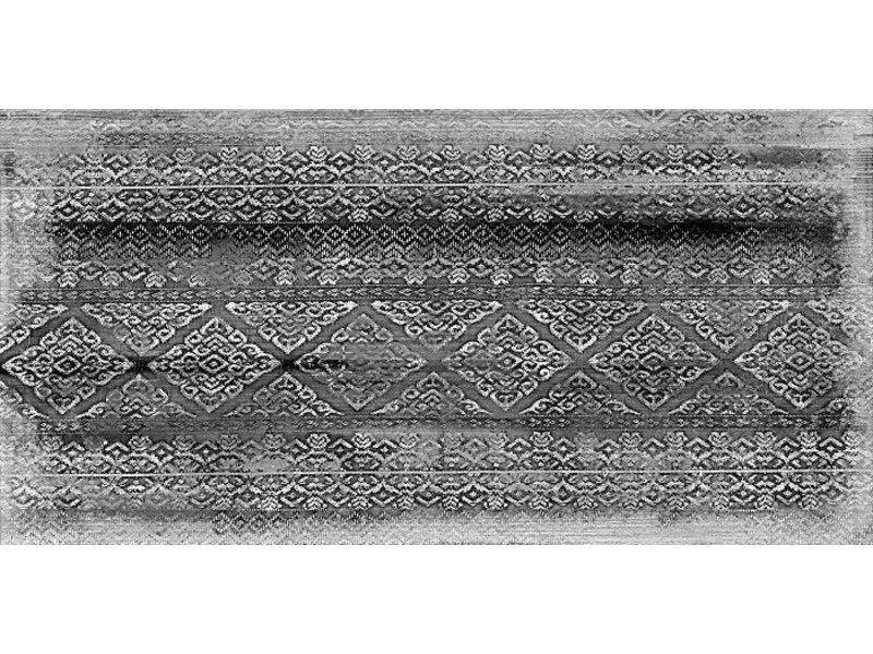 Bodenfliese Desire  Anthrazit  Dekor Feinsteinzeug glasiert - 30 cm x 60 cm x 1 cm