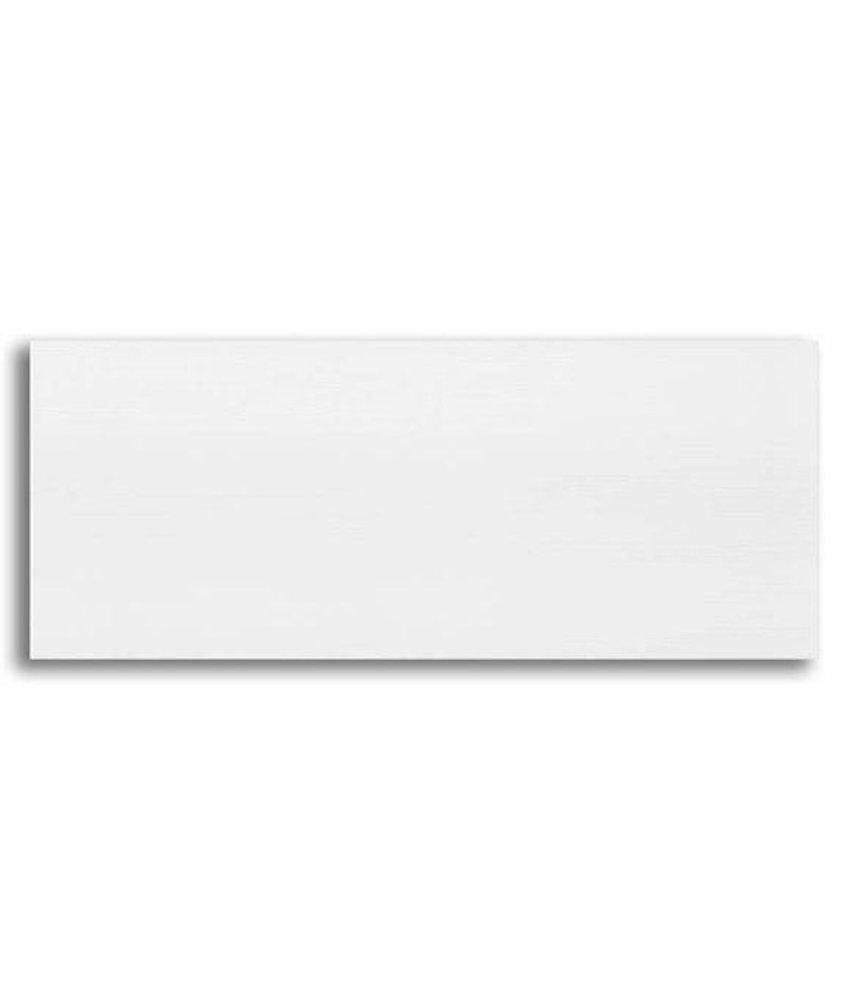 Bodenfliese Divina Weiß Feinsteinzeug glasiert matt - 30 cm x 60 cm x 1 cm