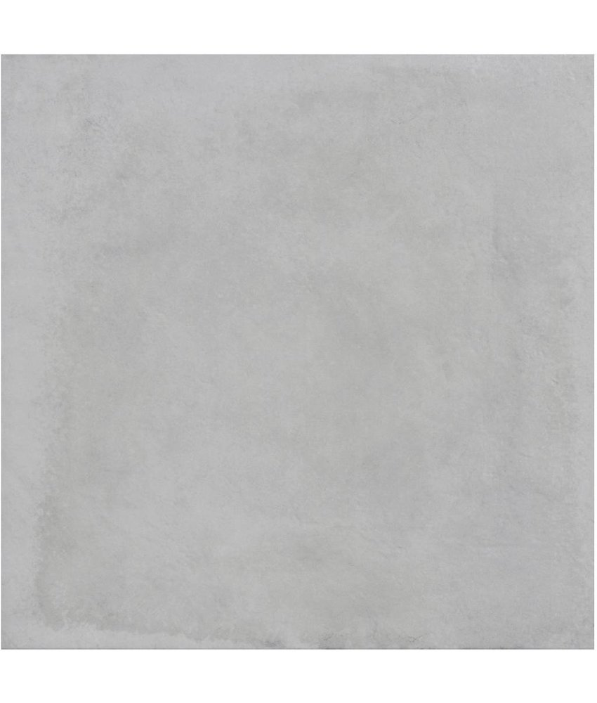 Bodenfliese Dolmen Grau Feinsteinzeug Matt 80 Cm X 80 Cm X 1 Cm