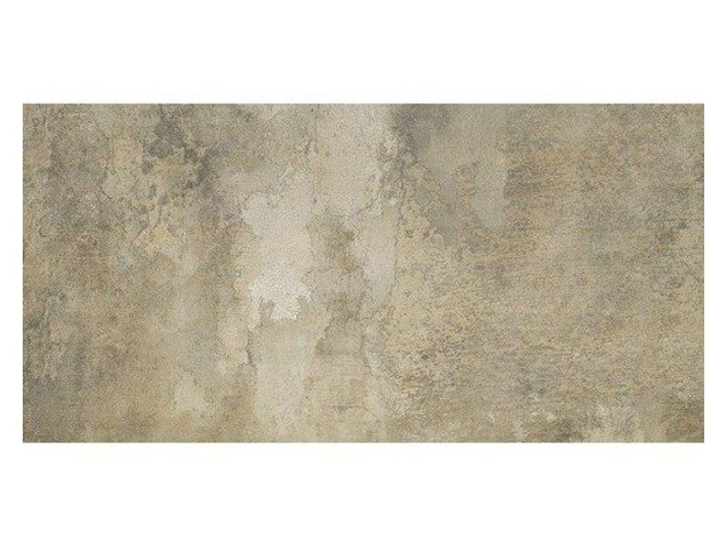 Bodenfliese Elment Mud Feinsteinzeug glasiert - 45 cm x 90 cm x 1 cm