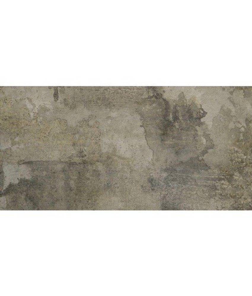 Bodenfliese Elements Graphit Feinsteinzeug glasiert matt - 30 cm x 60 cm x 1 cm