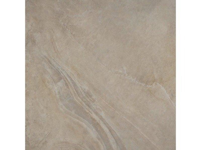 Bodenfliese Geostone Brown Feinsteinzeug glasiert glänzend - 60 cm x 60 cm x 1 cm