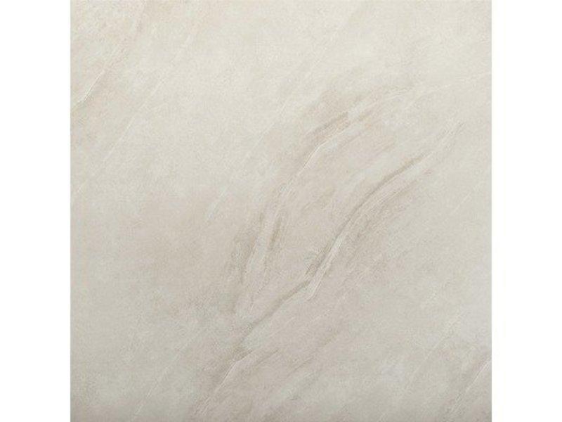 Bodenfliese Geostone Grey Feinsteinzeug glasiert glänzend - 60 cm x 60 cm x 1 cm