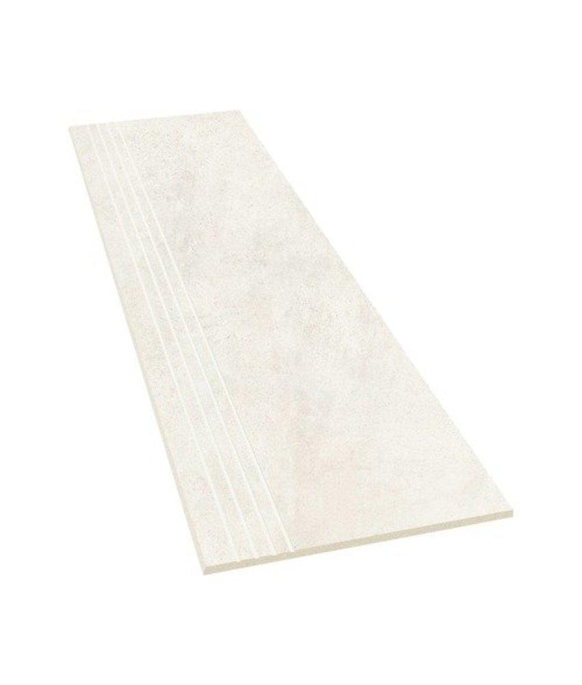Arctec Ivory Trittstufe Feinsteinzeug glasiert matt - 30 cm x 120 cm x 0,95 cm