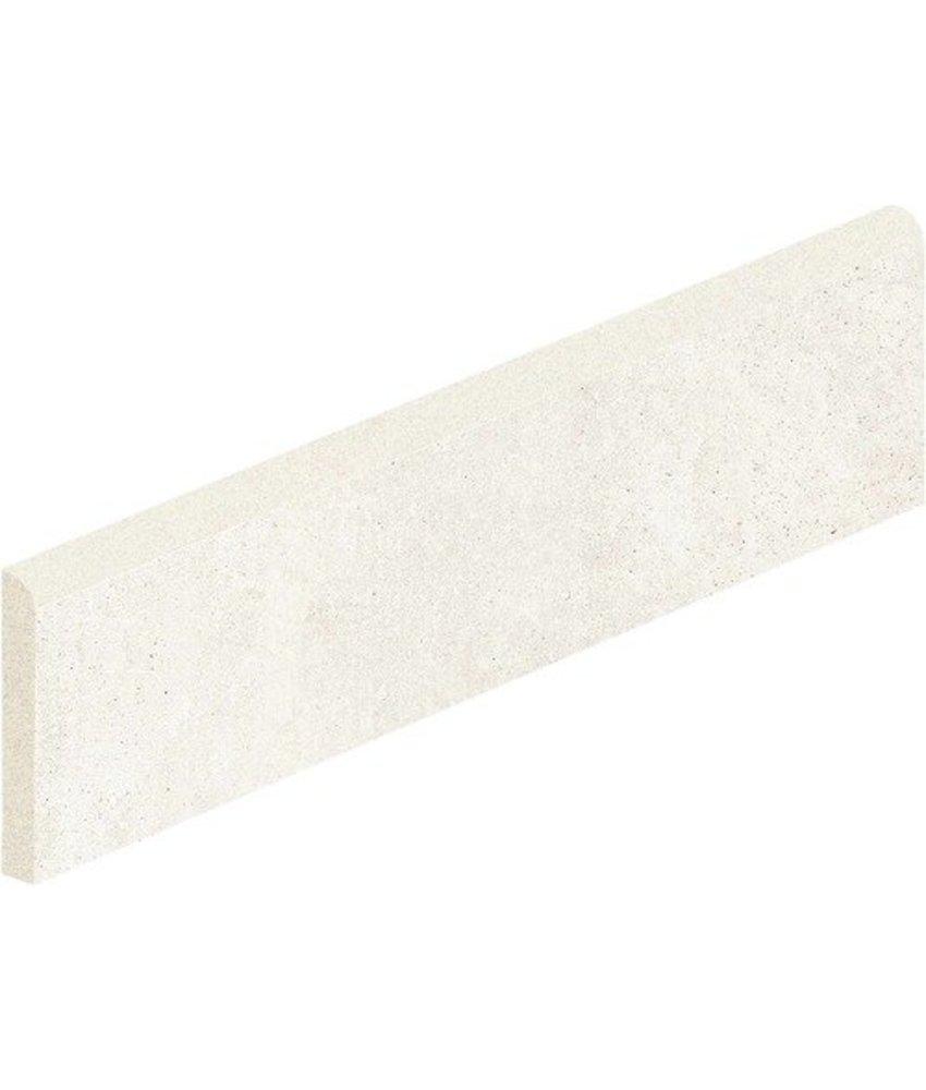Hometec Ivory Sockel Feinsteinzeug glasiert matt - 7 cm x 60 cm x 0,95 cm