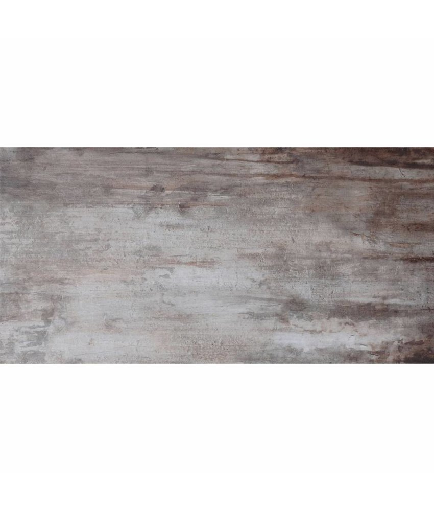Bodenfliese Ecno Bone Feinsteinzeug glasiert matt - 30 cm x 60 cm x 0,9 cm