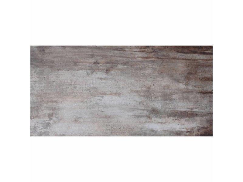 Bodenfliese Ecno Denver Back Cole  Feinsteinzeug glasiert poliert - 16 cm x 65 cm x 0,9 cm