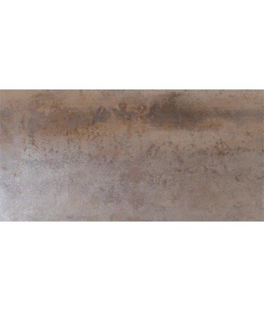 Bodenfliese Metallic Barcelona Feinsteinzeug glasiert - 30 cm x 60 cm x 1 cm