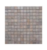 Metallic  Barcelona Mosaik Feinsteinzeug Glänzend - 30 cm x 30 cm x 0,8 cm