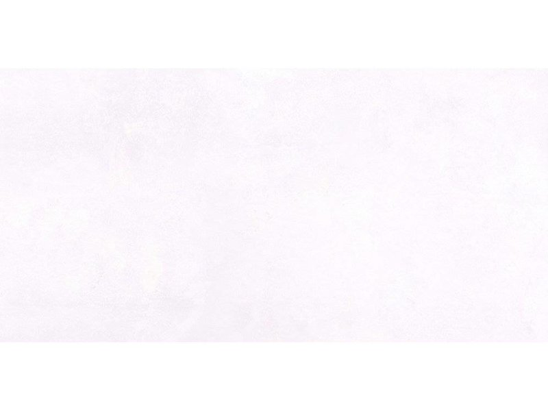 Bodenfliese Metallique Weiß Feinsteinzeug glasiert - 30 cm x 60 cm x 0,95 cm