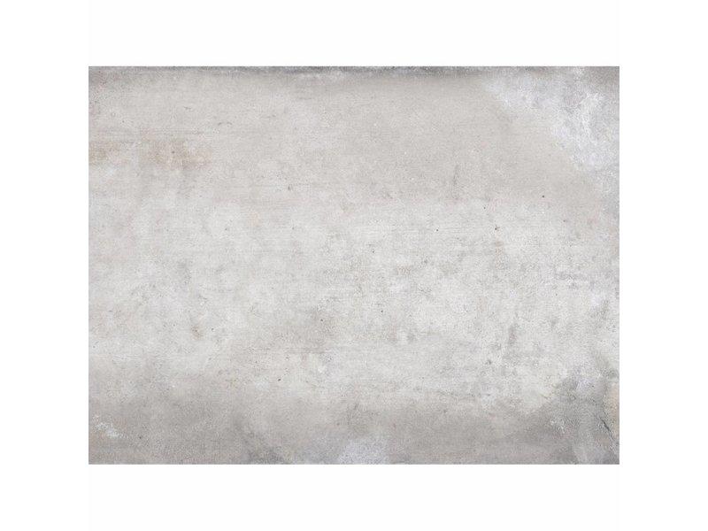 Bodenfliese Urban Grau Feinsteinzeug glasiert matt - 30 cm x 60 cm x 1 cm