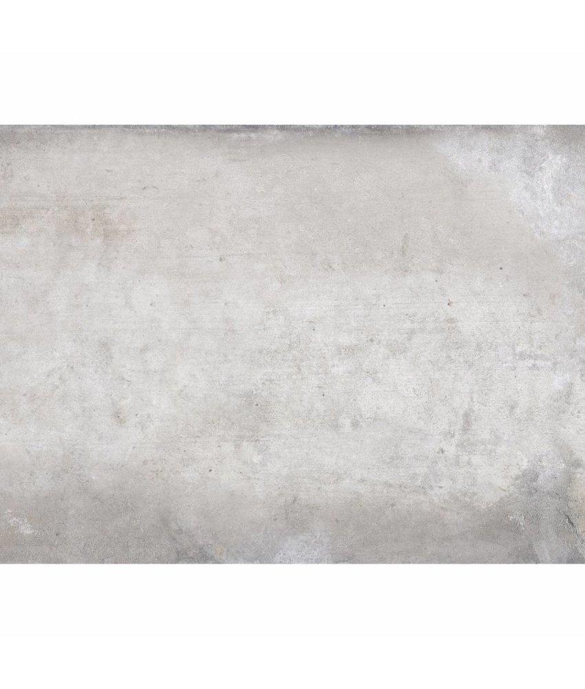 Bodenfliese Metropolitan Grau Feinsteinzeug glasiert matt - 30 cm x 60 cm x 1 cm