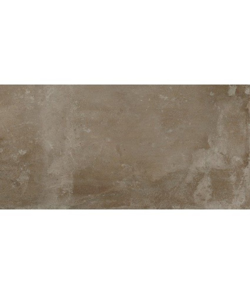 Bodenfliese Metropolitan Braun Feinsteinzeug glasiert matt - 30 cm x 60 cm x 1 cm