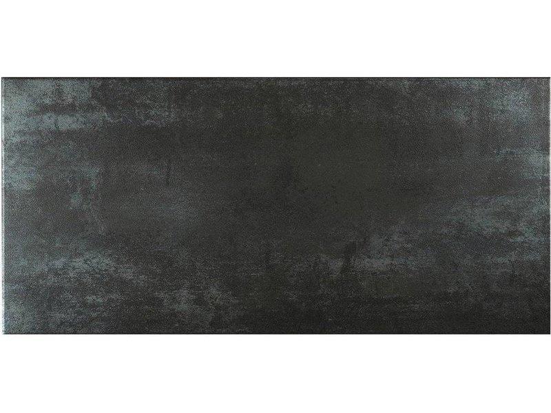Bodenfliese Urban Anthracite Feinsteinzeug glasiert matt - 30 cm x 60 cm x 1 cm
